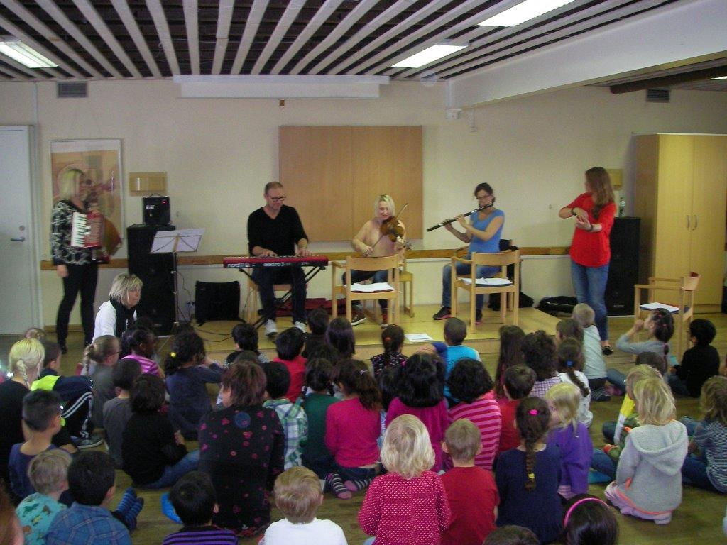 Kulturskolan i Hyllie Folkets Hus