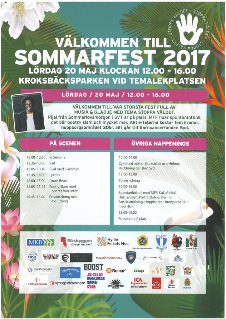 Sommarfest 2017